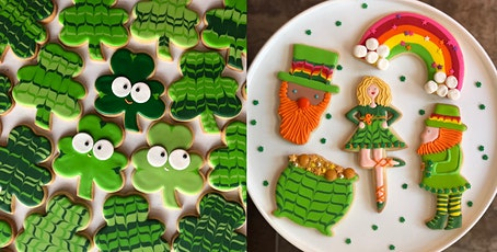 Cookies & Cocktails St. Pat's  Decorating Workshop for Adults at Capitoline tickets