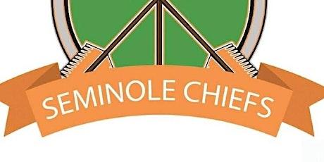 Seminole Chiefs Spaghetti Dinner tickets