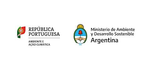 """Seminario Internacional Argentina-Portugal """"Experiencias en Ambiente y Gestión de Aguas"""" entradas"""