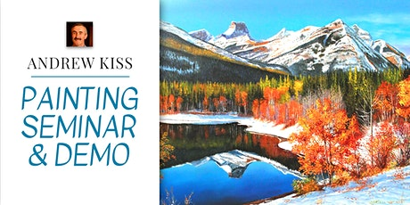 Painting Seminar and Live Demo with Andrew Kiss tickets