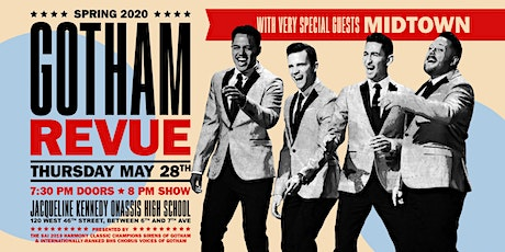 Gotham Revue featuring Midtown! tickets