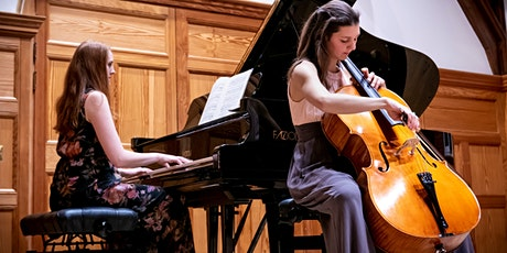 Lunchtime Recital - Juliette Giovacchini  (cello) & Dominik Maszczyńska  (piano) tickets