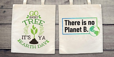 Canvas Bag Workshop: Earth Day Celebration