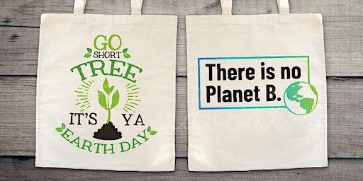 Canvas Bag Workshop: Earth Day Celebration