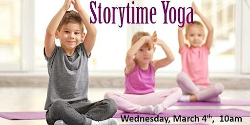 Storytime Yoga