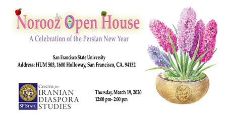 Norooz Open House tickets