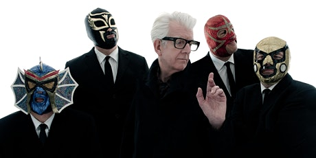 Nick Lowe's Quality Rock & Roll Revue with Los Straitjackets tickets