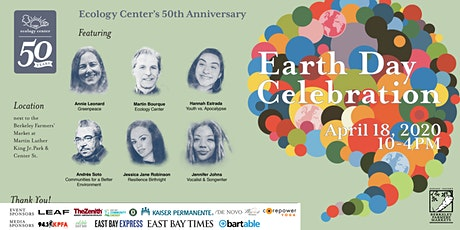 50th Anniversary Earth Day Celebration tickets