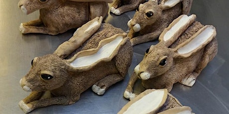 Resting Hare Sculpting Workshop tickets