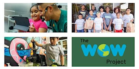 TWP WOW Kids Program tickets