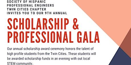 Society of Hispanic Professional Engineers Scholarship & Professional Gala tickets