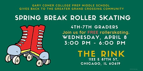 Spring Break Roller Skating tickets