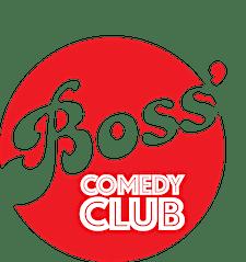 Boss Comedy Club logo