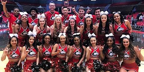 Support the NIU Cheerleaders Fundraiser tickets