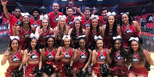 Support the NIU Cheerleaders Fundraiser