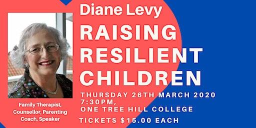 Ellerslie School presents Diane Levy - Raising res
