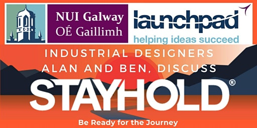 Stayhold® Founders and Industrial Designers, Alan & Ben: A Personal Startup Journey