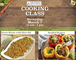 TURKISH COOKING CLASS ***MARCH 7***ONLY LADIES***
