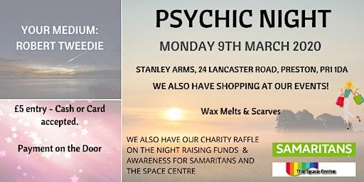 Psychic Night - 9th March