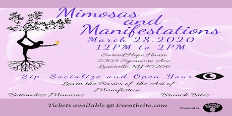 Mimosas and Manifestations tickets