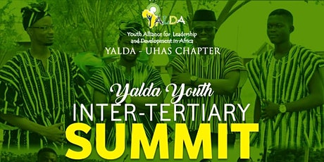 YALDA INTER-TERTIARY YOUTH SUMMIT tickets