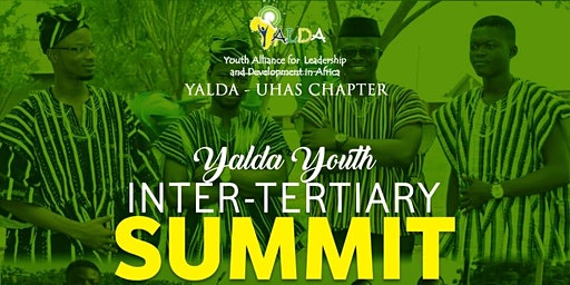 YALDA INTER-TERTIARY YOUTH SUMMIT