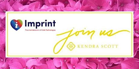 Kendra Scott + Imprint tickets