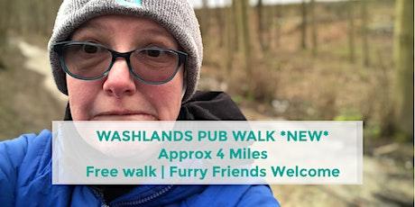 WASHLANDS WANDER PUB WALK | APPROX 4 MILES | EASY | NORTHANTS tickets