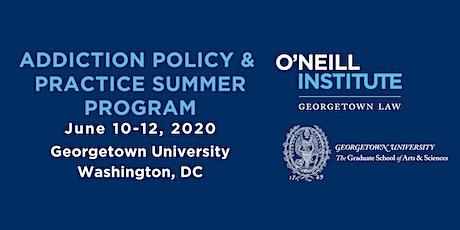 Addiction Policy & Practice Summer Program tickets