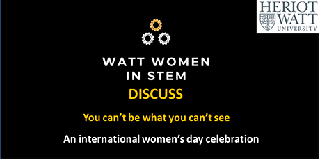 Watt Women Discuss : International Women's day Industry Panel tickets