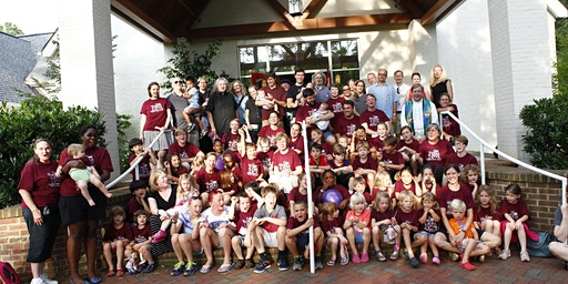 Vacation Bible School Camp: God's Good Creation
