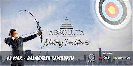 Meeting Imobiliário de Vendas Absoluta | Balneário Camboriú
