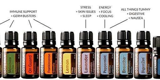 My Top Ten Essential Oils