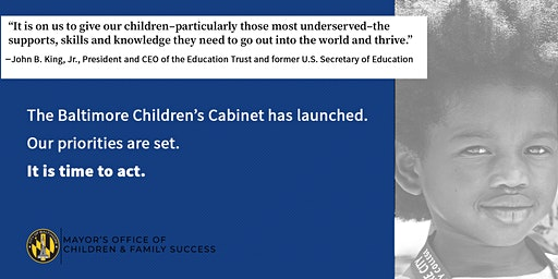 Baltimore Children's Cabinet Work-session