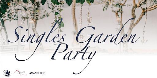 Singles Garden Party