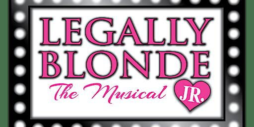 Legally Blonde Jr at Bay Area Performing Arts