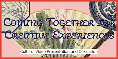 Coming Together for Creative Experiences Film Presentation tickets