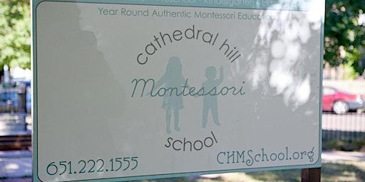 Cathedral Hill Montessori School Gala