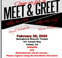 Meet & Greet SCBCC, NAACP, BWOPA, AAA