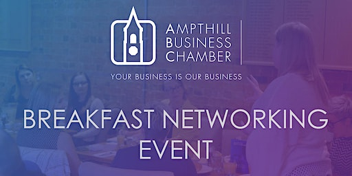Ampthill Business Chamber Breakfast - Getting Yourself A Better Deal