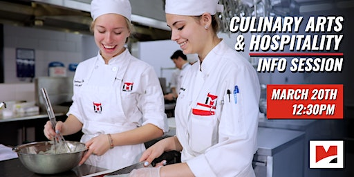 Culinary Arts & Hospitality Shadow