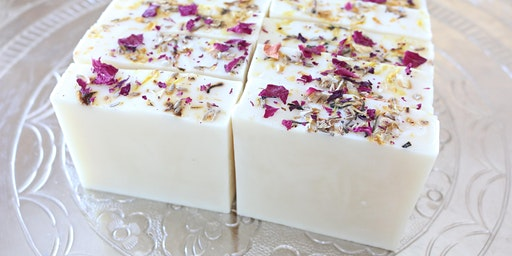 MASTERCLASS: DESIGN YOUR OWN COLD PROCESS SOAP