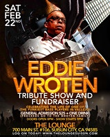 Eddie Wroten Tribute Show & Fundraiser