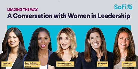 Leading The Way: A Conversation with Women in Leadership (LIVESTREAM ONLY) tickets