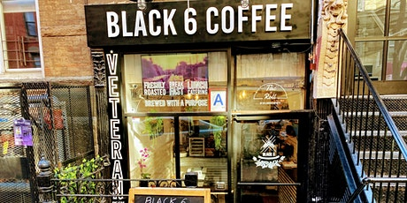 Black 6 Coffee + Tac N Roll Happy Hour tickets