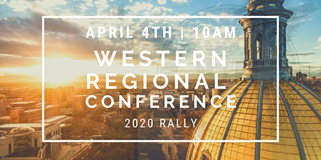 "ULYP Western Region 2020 Rally ""Make Black Count"" tickets"