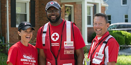 POSTPONED American Red Cross - Sound The Alarm - Join Us! tickets