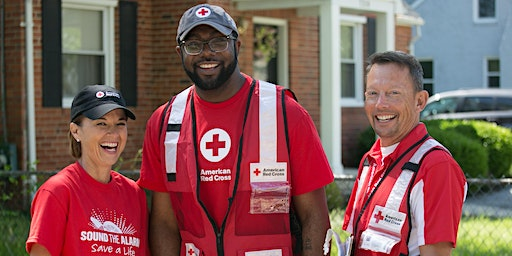 American Red Cross - Sound The Alarm - Join Us!
