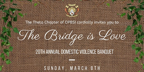 OPBSI Theta Chapter presents The Bridge is Love tickets