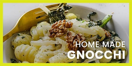 Home-Made Gnocchi Cooking Class tickets